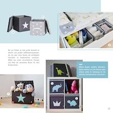 Spielwaren im BabyOne Prospekt Möbel Magazin auf S. 36