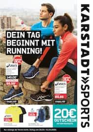 Aktueller Karstadt Sports Prospekt, Aktuelle Angebote, Seite 1