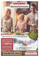 Aktueller WEKO-Küchenfachmarkt Prospekt, Trendige Küchenideen., Seite 1