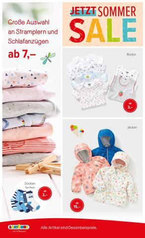 Aktueller BabyOne Prospekt, Jetzt Sommer-Sale , Seite 2