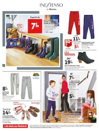 Catalogue Auchan en cours, Irrésistible Chandeleur, Page 58
