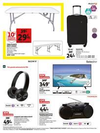 Catalogue Auchan en cours, Le Blanc collection d'été, Page 40