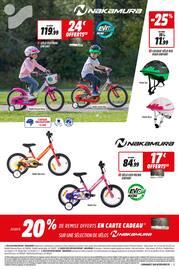 Catalogue Intersport en cours, Libérez vos envies de vélos, Page 5
