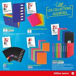 Catalogue Office DEPOT en cours, Office Depot, l'expert de la rentrée ! Et profitez du service de préparation de liste scolaire en magasin gratuitement. , Page 45