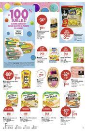 Catalogue Casino Supermarchés en cours, Faites vous-plaisir cet été !, Page 11