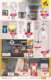 Aktueller Netto Marken-Discount Prospekt, Weihnachts-Vorboten, Seite 19