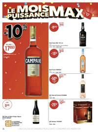 Catalogue Casino Supermarchés en cours, Le mois puissance MAX, Page 16
