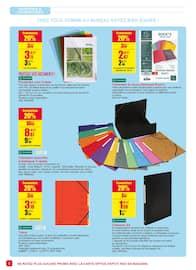 Catalogue Office DEPOT en cours, Soyez bien équipé même à la maison ! , Page 2