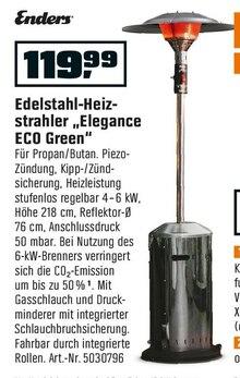 Elektronik von Enders im aktuellen OBI Prospekt für 119.99€
