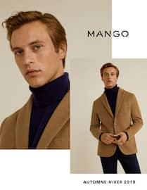 Catalogue Mango en cours, Collection Automne - Hiver 2018-2019, Page 1