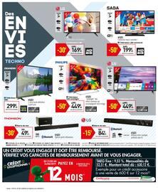 Catalogue Conforama en cours, Des envies plein les prix, Page 26