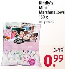 Lebensmittel von Kindly's im aktuellen Rossmann Prospekt für 0.99€