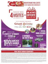 Catalogue Géant Casino en cours, Bonne fête Maman, Page 2