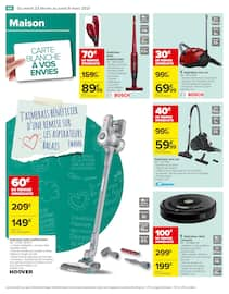 Catalogue Carrefour en cours, Carte blanche à vos envies, Page 66