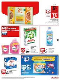 Catalogue Auchan en cours, Italie, Espagne, Portugal, Page 29