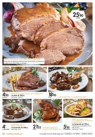 Catalogue Carrefour en cours, Un repas mémorable sur un plateau, Page 20