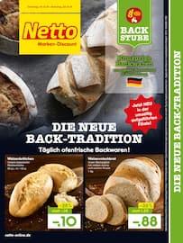 Netto Marken-Discount, Die neue Back-Tradition für Berlin