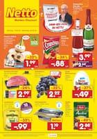 Aktueller Netto Marken-Discount Prospekt, DU WILLST NÄRRISCH GÜNSTIG EINKAUFEN? DANN GEH DOCH ZU NETTO!, Seite 1