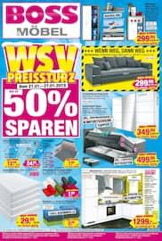 Aktueller SB Möbel Boss Prospekt, Beste Preise für alle!, Seite 1