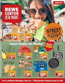 REWE, STREET FOOD FÜR ZUHAUSE für Stuttgart