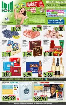 Marktkauf, MARKTMAGAZIN für Augsburg