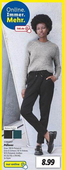 Pullover Angebot: Im aktuellen Prospekt bei Lidl in Schwedt (Oder)