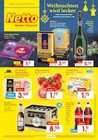 Aktueller Netto Marken-Discount Prospekt, Weihnachten wird lecker, Seite 1