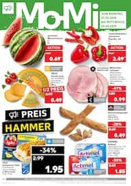 Aktueller Kaufland Prospekt, Essen ist Glück, Seite 38