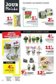 Catalogue Super U en cours, La quinzaine commerçante, Page 32