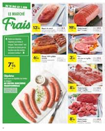 Catalogue Carrefour en cours, C'est parti pour 4 semaines, encore moins chères !, Page 22