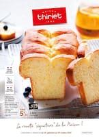 """Catalogue Thiriet en cours, La recette """"signature"""" de la maison !, Page 1"""