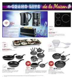 Catalogue Géant Casino en cours, Les promos montent le son !, Page 4