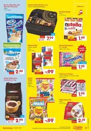 Aktueller Netto Marken-Discount Prospekt, Neues Jahr, neues Ich!, Seite 21