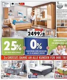 Aktueller Möbel Hausmann Prospekt, Aktuelle Angebote, Seite 2