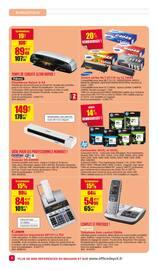 Catalogue Office DEPOT en cours, Un équipement de pro, ça vous réussit !, Page 2