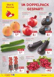 Aktueller Netto Marken-Discount Prospekt, Weihnachts-Vorboten, Seite 2