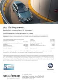 Aktueller Volkswagen Prospekt, Ganz nach Ihrem Geschmack - alles!, Seite 2