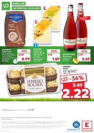 Aktueller Kaufland Prospekt, Essen ist Vielfalt genießen., Seite 40