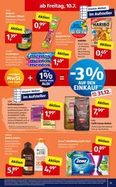 Aktueller ALDI SÜD Prospekt, Meine Woche, Seite 29