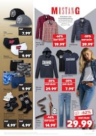 Aktueller Kaufland Prospekt, BEI DIESEN KNÜLLER-PREISEN IST DER KUNDE KÖNIG!, Seite 43