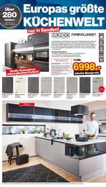 Aktueller Möbel Inhofer Prospekt, Europas größte Küchenewelt, Seite 8