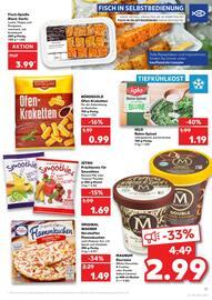 Aktueller Kaufland Prospekt, Frische ECHT BILLIG!, Seite 21