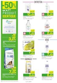Catalogue NaturéO en cours, -50% sur le 2ème produit identique, Page 14