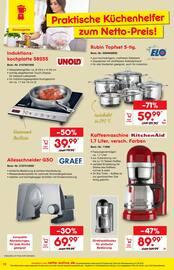 Aktueller Netto Marken-Discount Prospekt, Heiße Preise für heiße Tage, Seite 10
