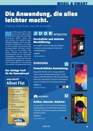 Aktueller aetka Prospekt, Mobil. Sicher. Smart. Das generationenübergreifende Technikmagazin., Seite 9