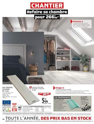 Catalogue Brico Dépôt en cours, Action sur les chantiers, Page 26