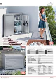 Aktueller BAUHAUS Prospekt, Gartenhäuser/Carports, Seite 140