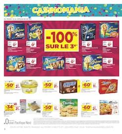 Catalogue Casino Supermarchés en cours, 6 semaines de fête et de promos !, Page 8