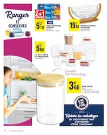 Catalogue Carrefour Market en cours, Cuisiner en toute simplicité moins cher, Page 12