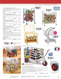 Catalogue Casal Sport en cours, Sports collectifs indispensables, Page 85